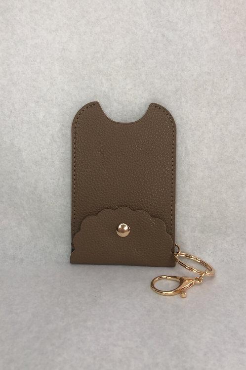 Hand Cleanser Holder w Key Ring