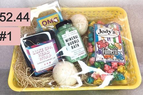 Premade Gift Baskets