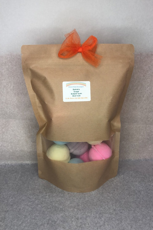 Party Packet Bath Bomb - 10ct