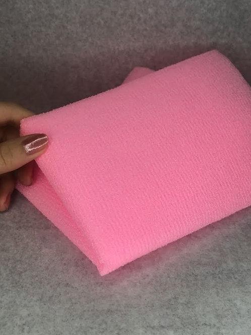 Exfoliating Nylon Bath Cloth