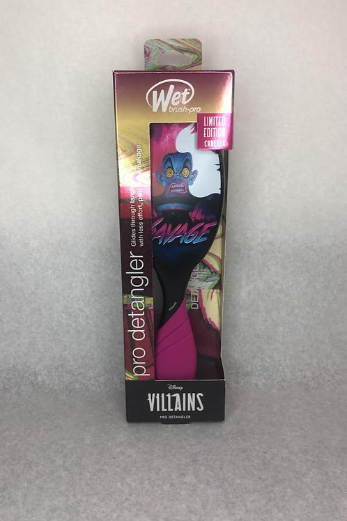 Cruella De Vil Disney Villain Brush