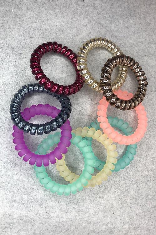 Large Spiral Hair Tie