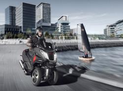 Peugeot Scooter Metropolis