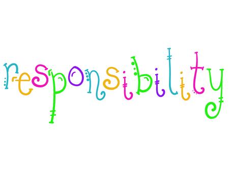Responsibility!