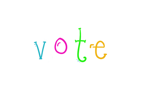 Let's use our VOICE and learn about VOTING