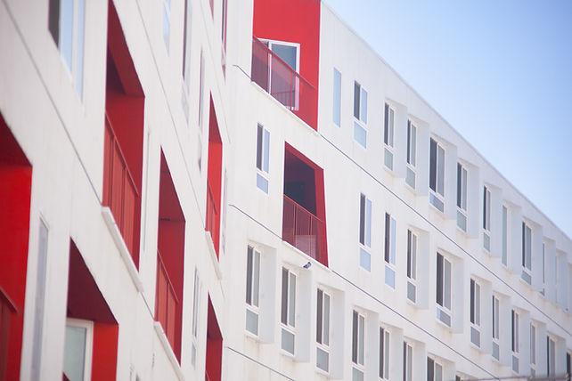 apartman binası