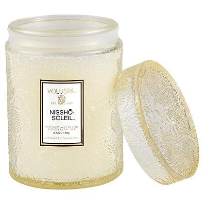 Nisshō-Soleil Small Jar Candle