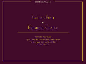 Join us at Premiere Classe in Paris!