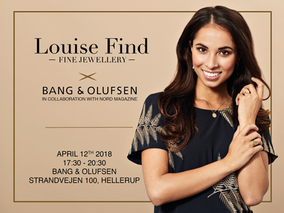 Join us at B&O in Hellerup