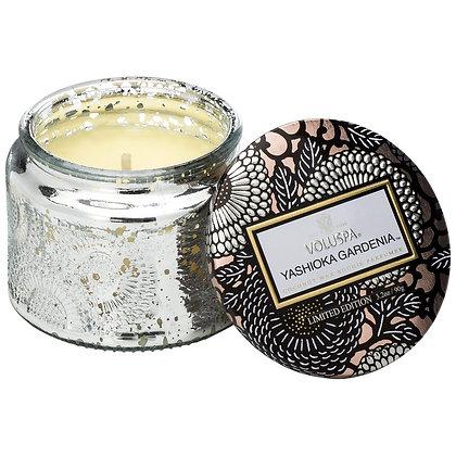 Yashioka Gardenia Petite Jar Candle