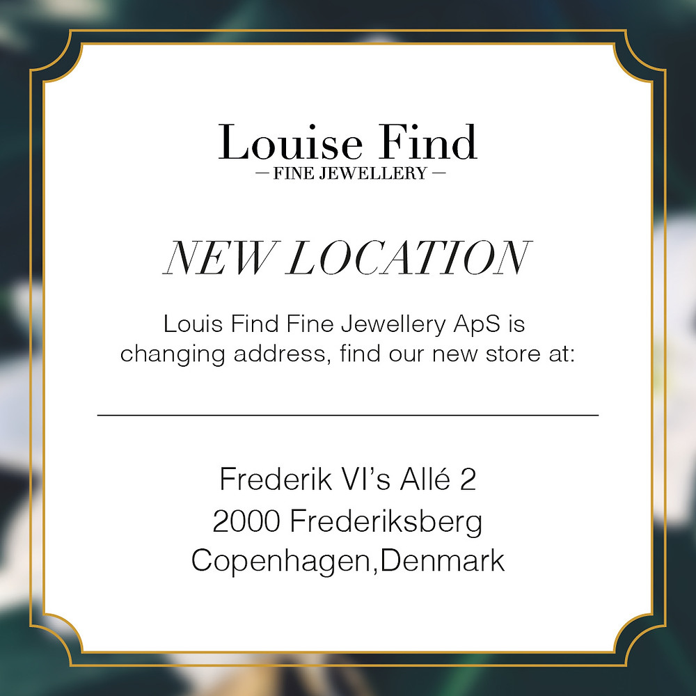 Louise Find Fine Jewellery Announcement