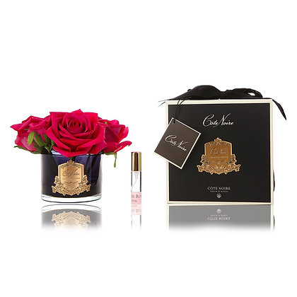 Côte Noire Red Roses Diffuser Black Edition