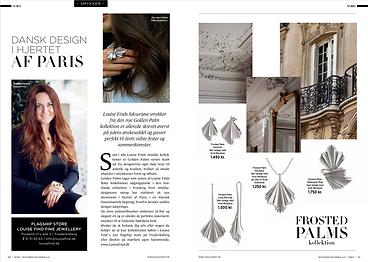 Louise Find Fine Jewellery Editorial