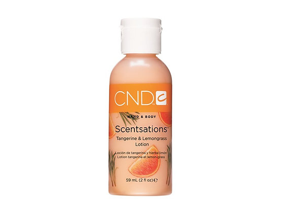 CND Scentsations Tangerine & Lemongrass Lotion