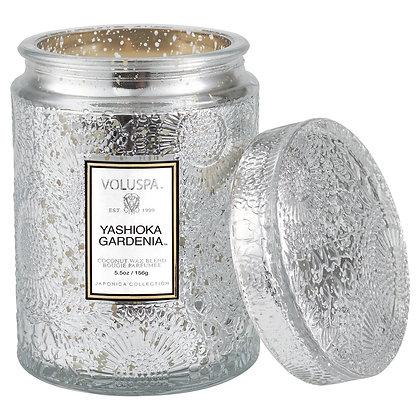 Yashioka Gardenia Small Jar Candle
