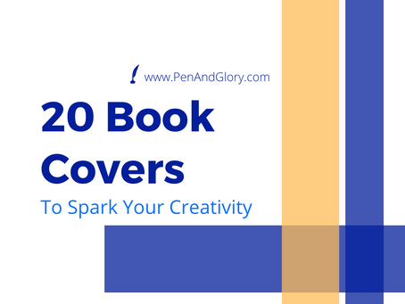 20 Book Covers to Spark Your Creativity