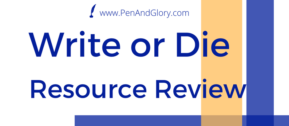 Write or Die: Resource Review