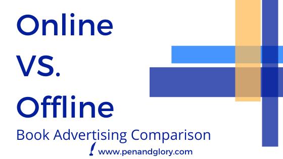 Online Vs. Offline Book Marketing Comparison
