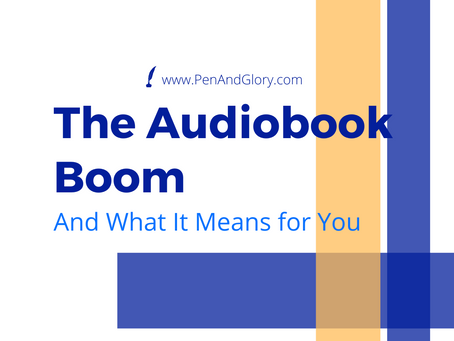 The Audiobook Boom And What It Means for You