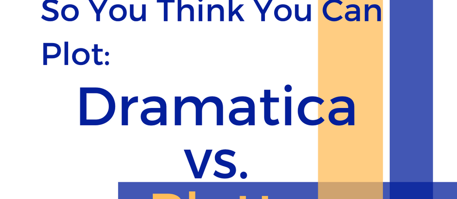 So You Think You Can Plot: Dramatica vs. Plottr (Review)