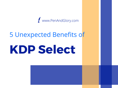 5 Unexpected Benefits of KDP Select