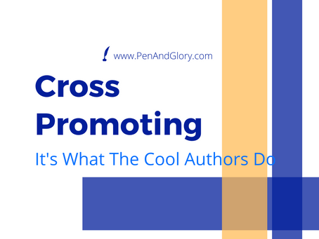 Cross Promoting: It's What The Cool Authors Do
