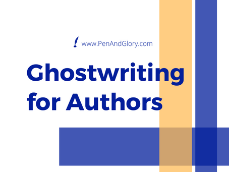 Ghostwriting for Authors