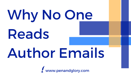 Why No One Reads Author Emails