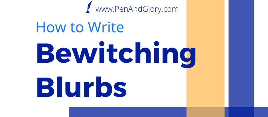 How to Write Bewitching Blurbs
