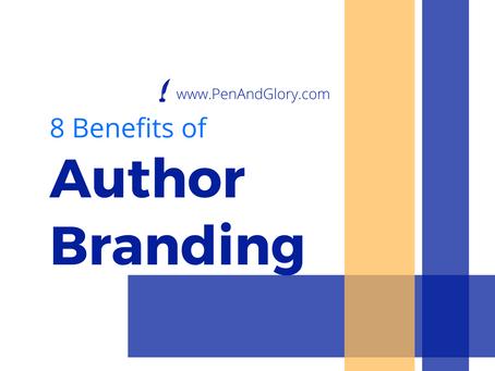 8 Benefits of Author Branding