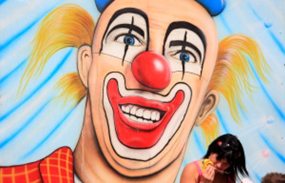 Watching Clown