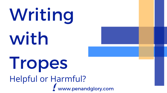 Writing with Tropes: Helpful or Harmful?