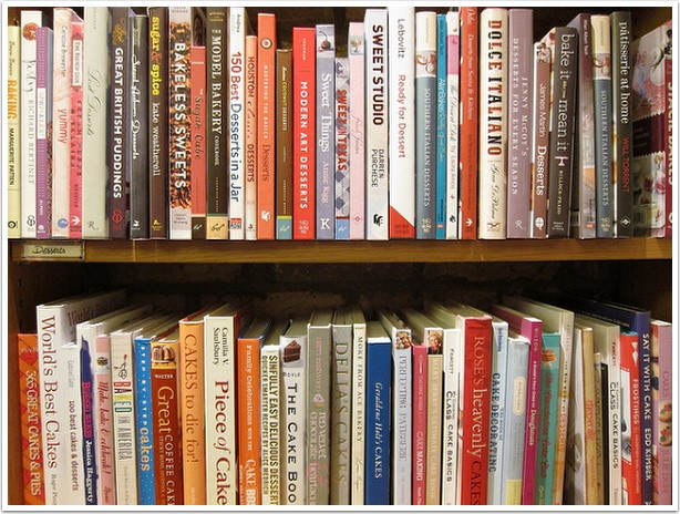 Books for Cooks