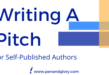 Writing A Pitch (for Self-Published Authors)