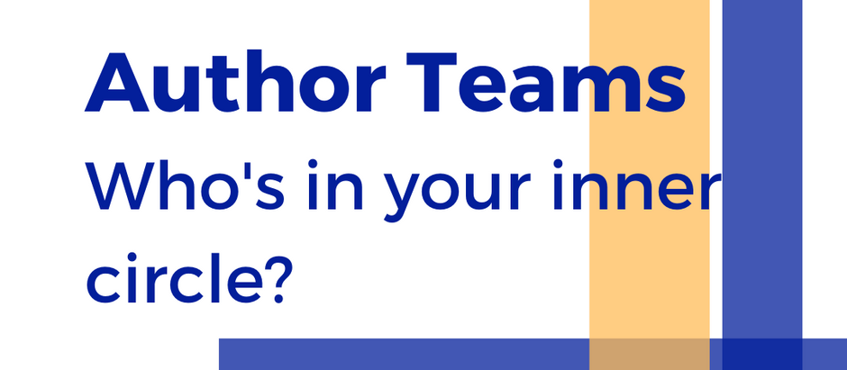 Author Teams: Who's in Your Inner Circle?