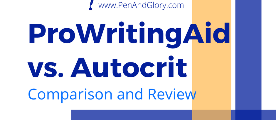 ProWritingAid vs. Autocrit: Comparison and Review