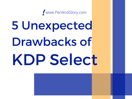 5 Unexpected Drawbacks of KDP Select
