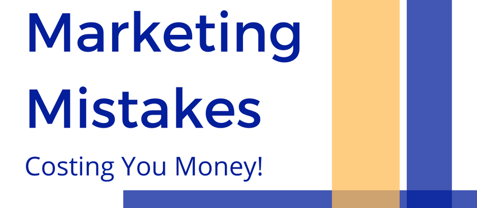 7 Book Marketing Mistakes Costing You Money