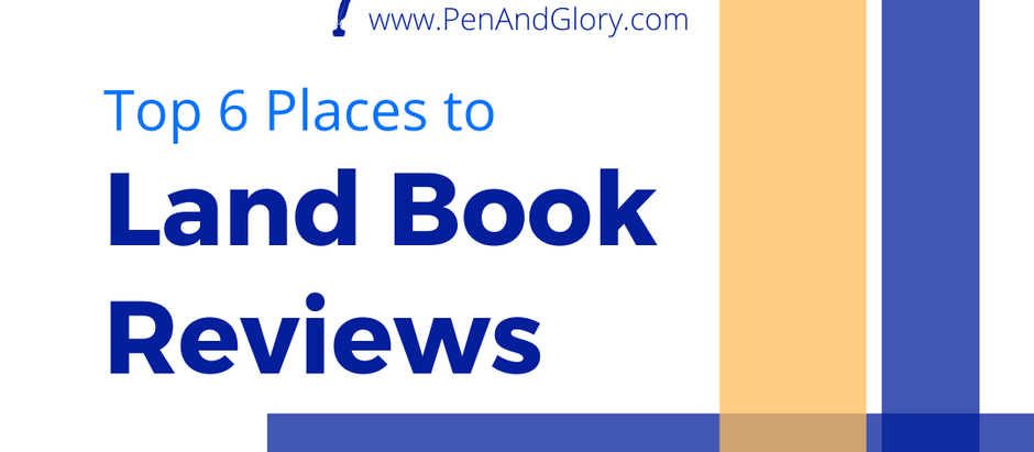 Top 6 Places to Land Book Reviews