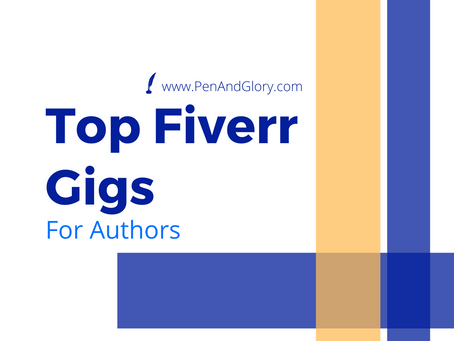 Top Fiverr Gigs for Authors