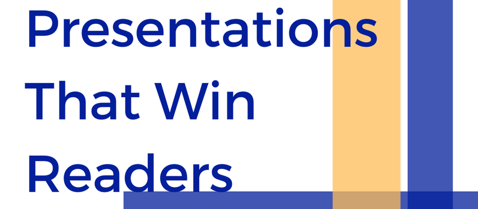 Book Presentations That Win Readers
