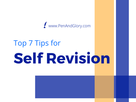 Top 7 Tips for Self Revision