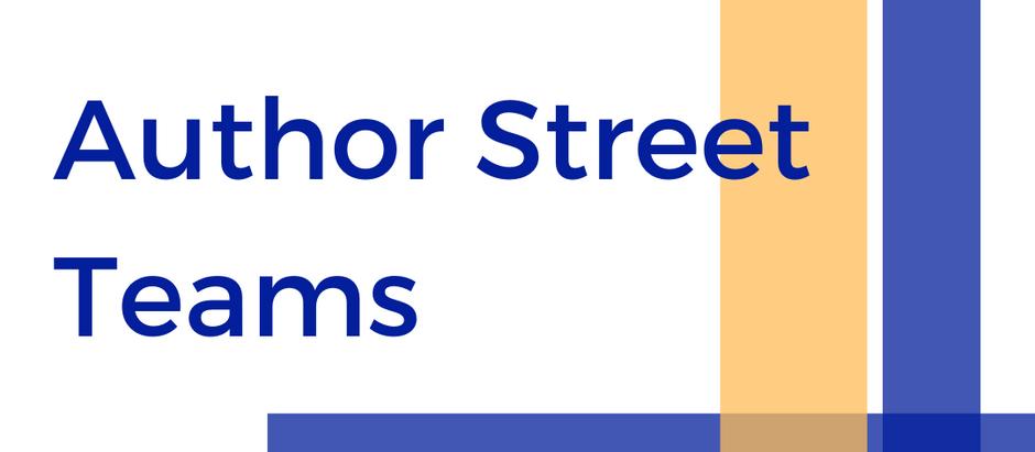 The Best Kept Secrets of Author Street Teams