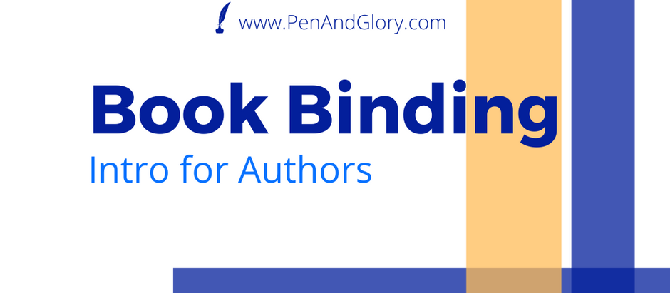 Book Binding: Intro for Authors