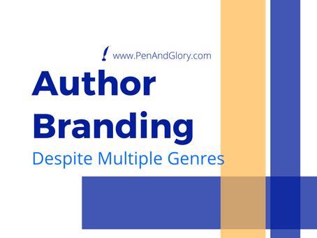 Author Branding (When You Write Multiple Genres)