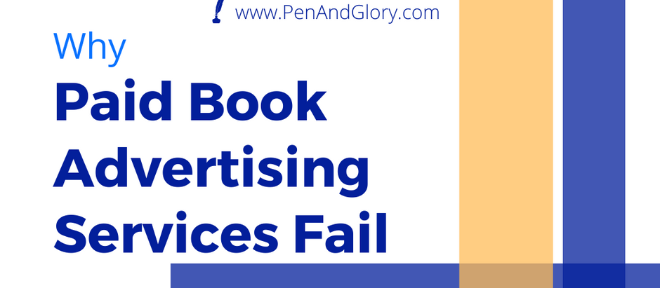 Why Paid Book Advertising Services Fail