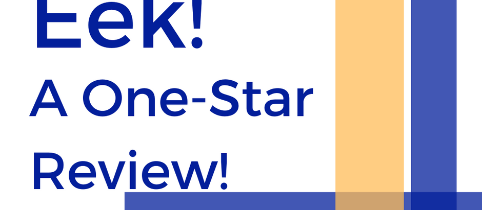 Eek! A One-Star Review!