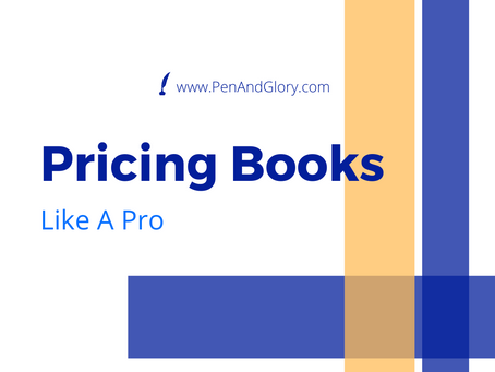 Pricing Books Like A Pro
