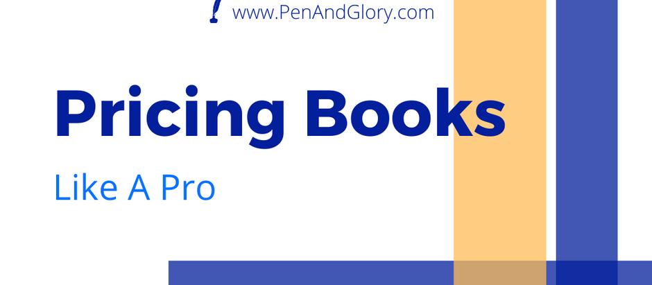 Pricing Books Like A Pro