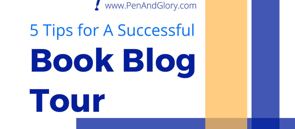 5 Tips for A Successful Book Blog Tour